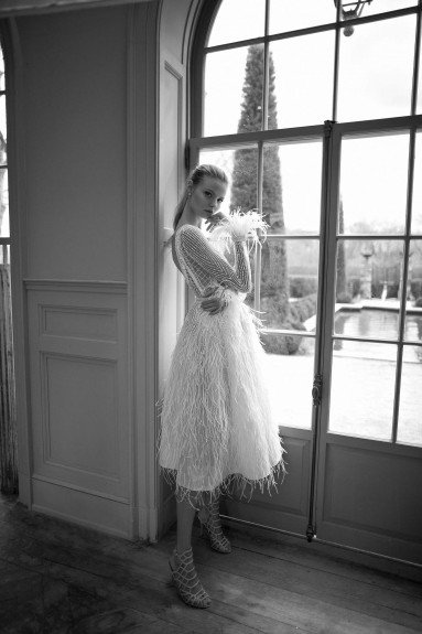 Impressive And Majestic Berta Fall Bridal Collection 2016