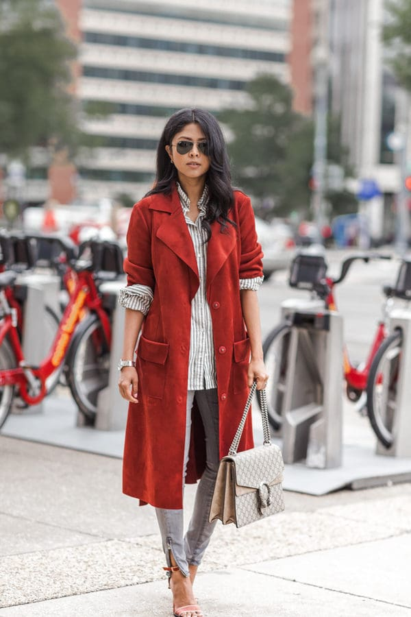 18 Cool And Lovable Trench Coast For Women In Fall