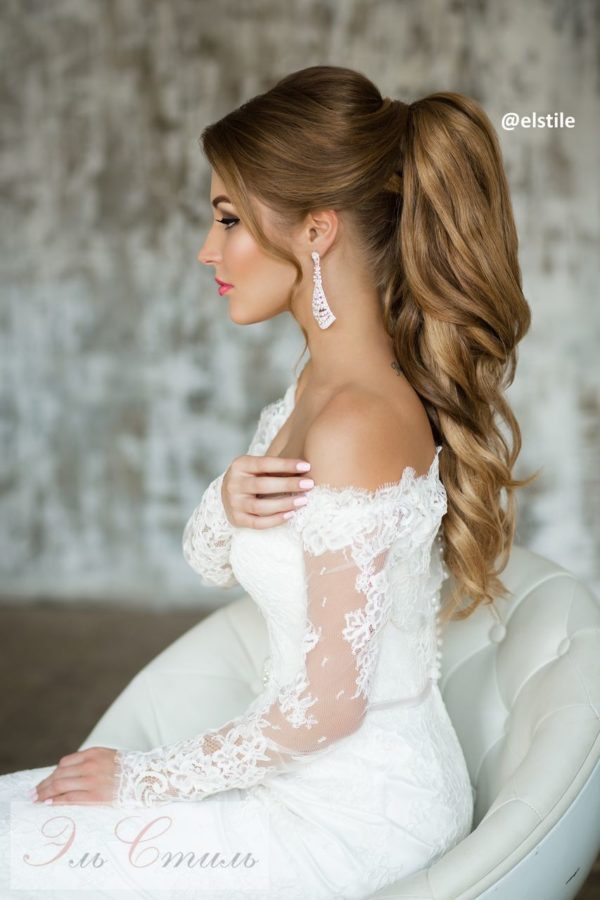 16 Totally Awesome Wedding Hairstyle Ideas That Will Impress Every Future Bride