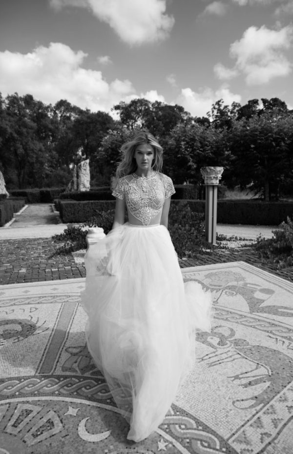 New Collection Of Wedding Dresses By Idan Cohen Fully With Sex Appeal And Elegance