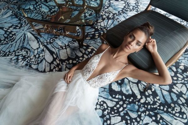 Be a Beautiful Swan on Your Wedding. New Bridal Collection by Elihav Sasson