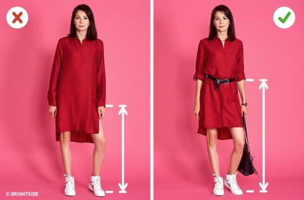 6 Impressive Stylist Tricks To Help You Look Taller