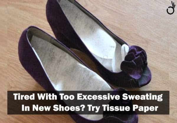 Tricks And Life Hacks For Wearing New Footwear Every Woman Should Know