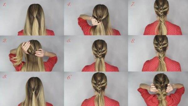 Never Easier: 10 Hairstyles Ready For Less Than 5 Minutes