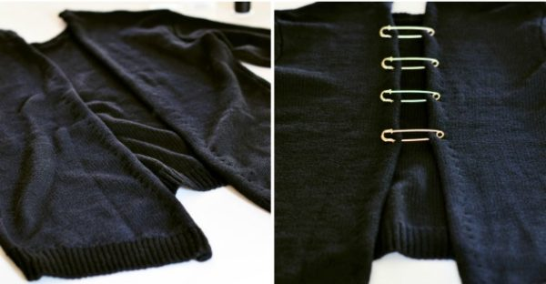 Makeover: Give Life To Your Old Sweaters