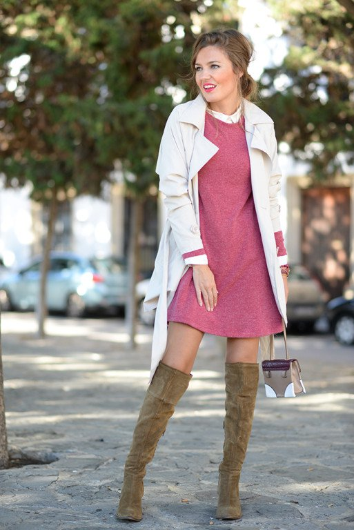 Over The Knee Boots: The New Mast For Fall Winter Season