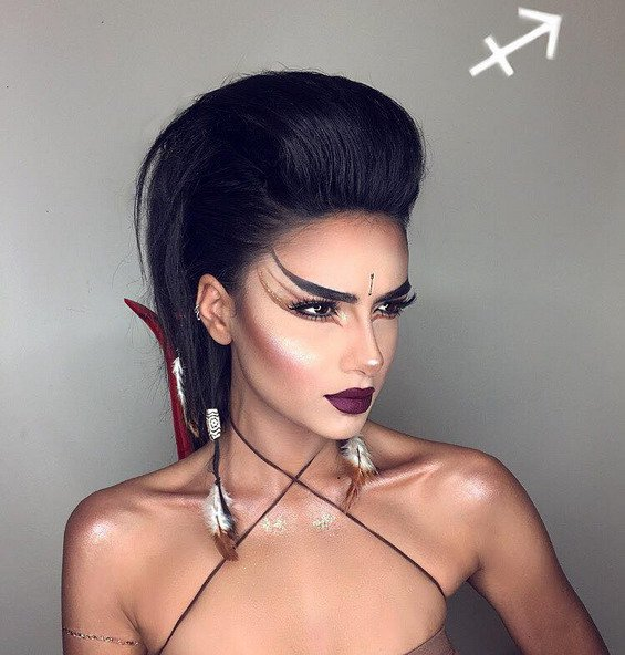 Zodiac Characteristics Captured By A Makeup Artist