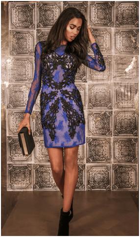 How to Wear a Lace Dress 5 Ways