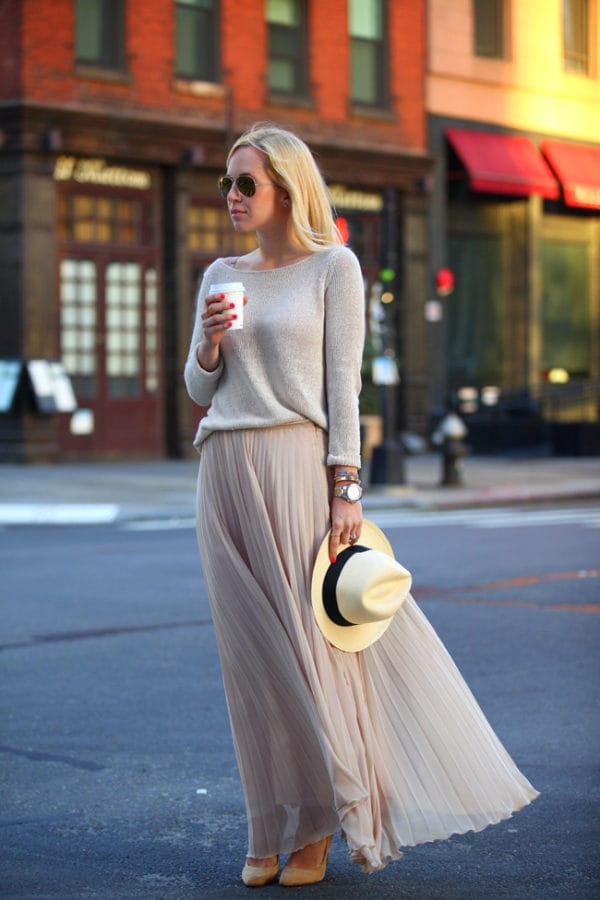 Sweaters And Maxi Skirts: 11 Ways to Match The Unmatchable