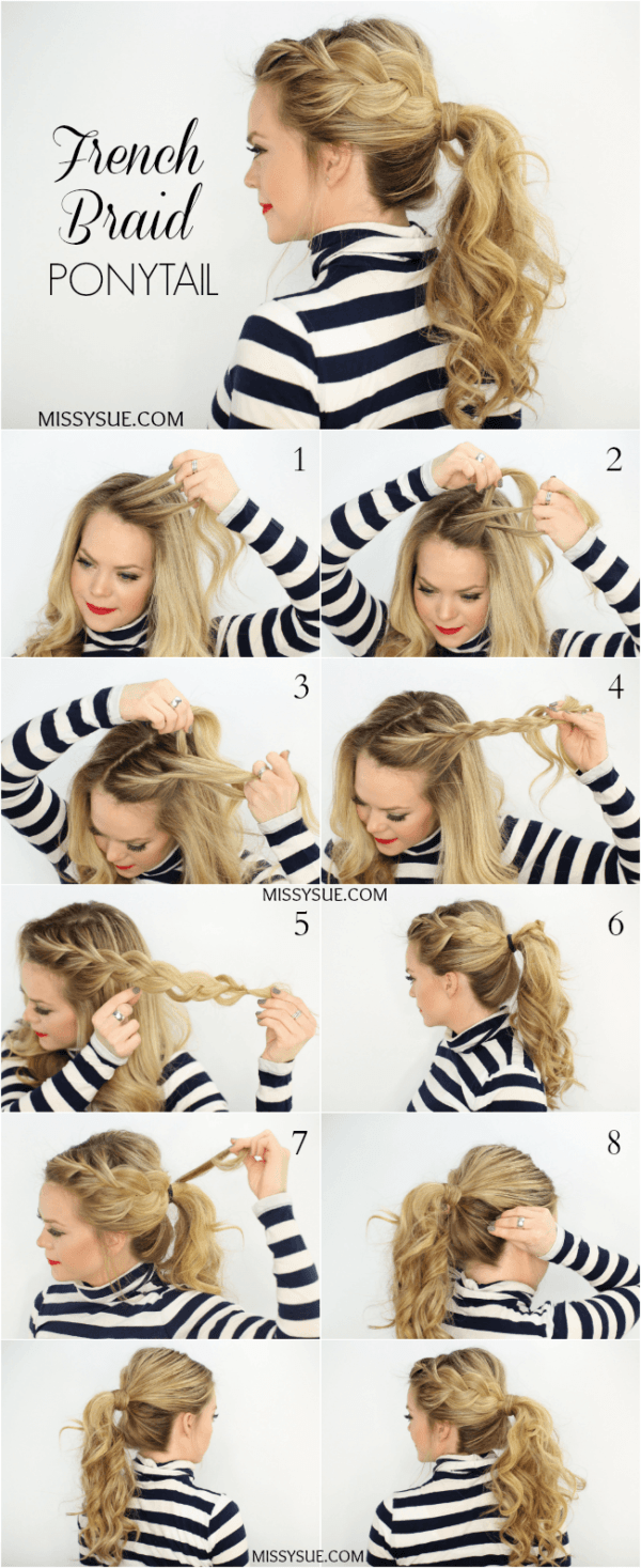 Braids For Super Cool Look in Winter