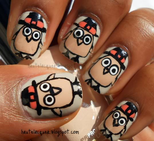 Nail Designs For Thanksgiving – More Than A Regular Nails Painting