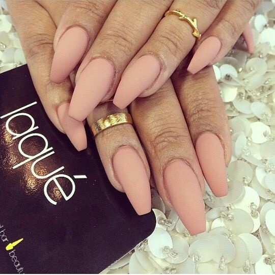 Matte Nails Ideas For Shiny Appearances