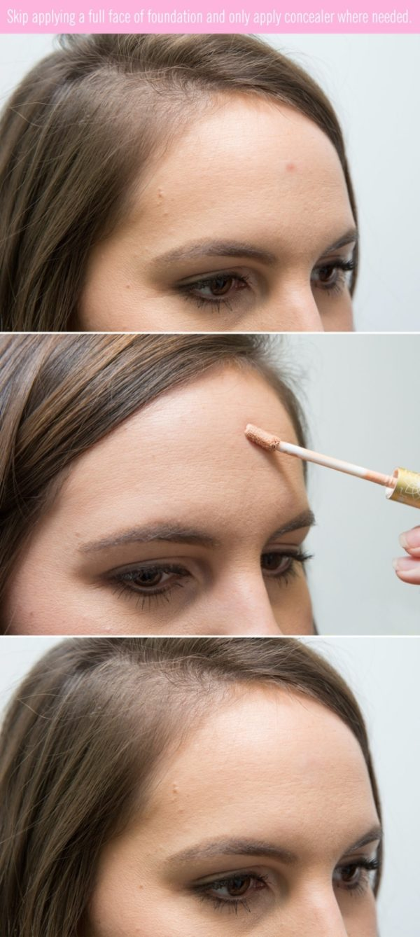 Lazy Beauty Hacks For Making Girls' Life Easier