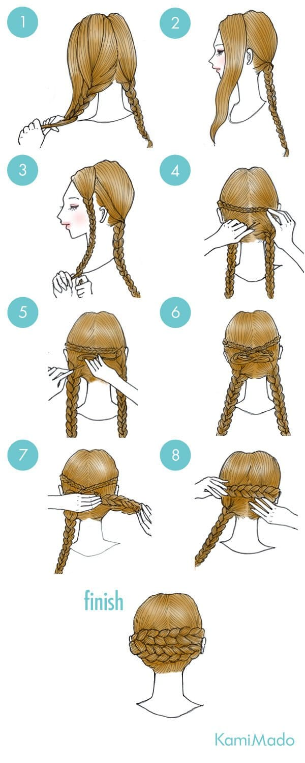 Hairstyles Tutorials That Will Make You Super Prepared For Every Party