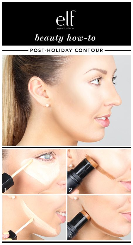 Saving Time: Make Up Tricks For Those Who Are Always In A Hurry