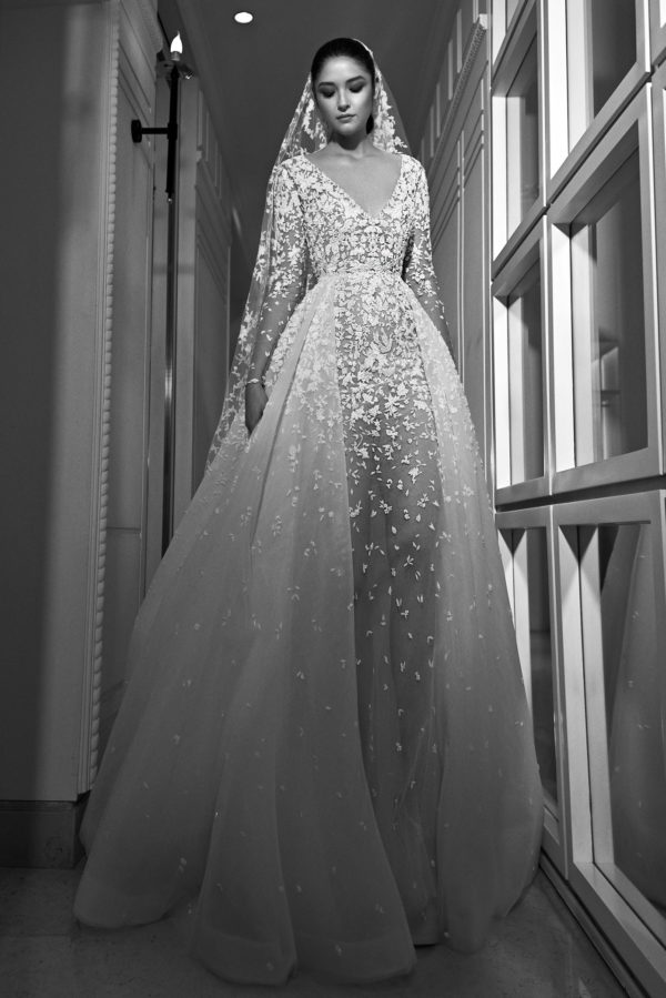 Zuhair Murad Realizes The Dreams Of The Future Brides  2017 Bridal Collection