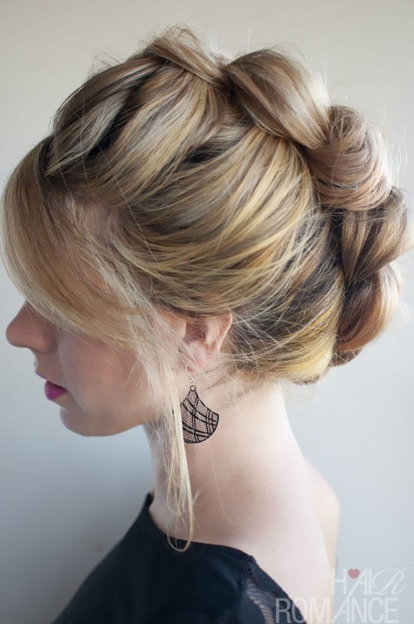 Do An Easy Festive Hairstyles By Your Own