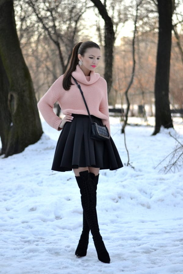 Hot Winter Knit Sweaters You Would Enjoy Wearing This Wnter