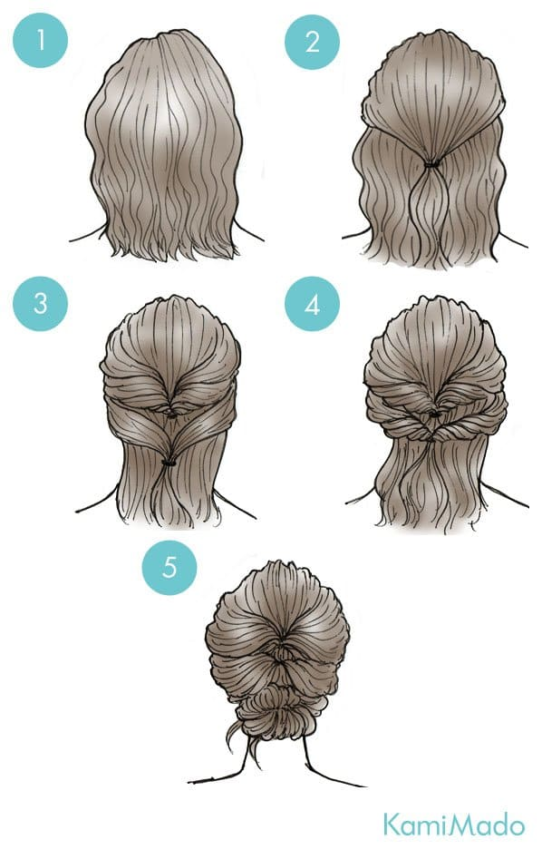 Hairstyles For This Winter: Tutorials For The Most Fashionable Hairstyles