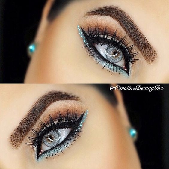 Some Make up Ideas Perfect For Every Eye Colour