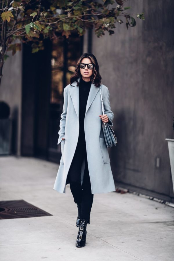 Warm Winter Coats Never Go Out Of Fashion!