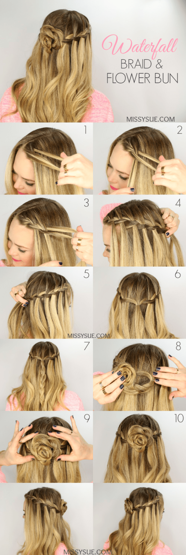 Simply Hairstyle Tutorials For Your Next Going Out