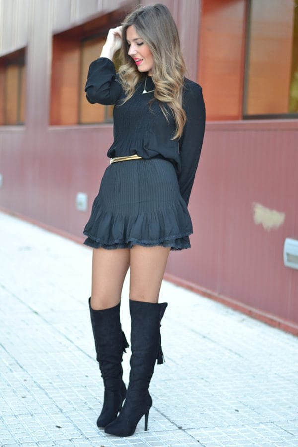 The Eternal Trend   Little Black Dress, Perfect For This Winter
