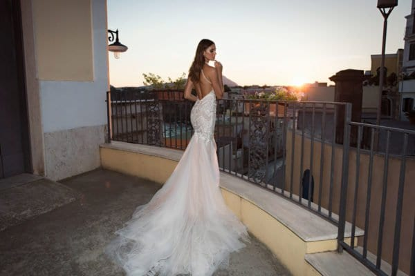 Inspired By The Eternal City The New Spring Wedding Dresses 2017 By Julie Vino