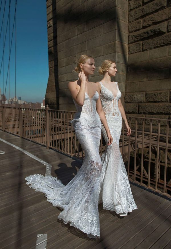 Pnina Tornai's New Idyllic Wedding Couture DIMENSIONS