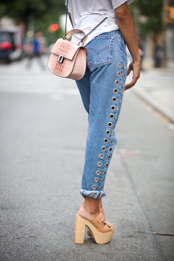 12 Super Creative Ways To Make Your Jeans With Patches And Look Trendy Any Time
