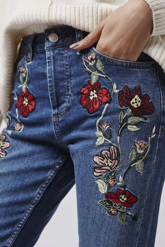 Embroidered Clothing Amazing Way For Stylish And Modern Outfit