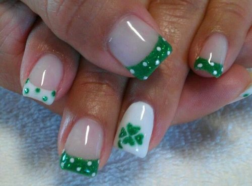 16 Easy Yet Incredibly Cool St. Patricks Day Nails Designs