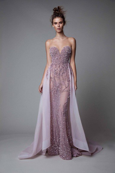 Perfect And Glamorous   Berta Evening Dresses F/W 2017