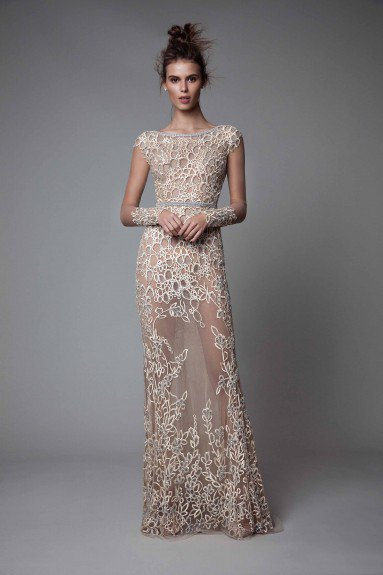 Perfect And Glamorous   Berta Evening Dresses F/W 2017