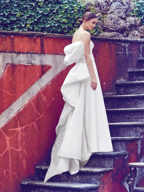 12 Timeless and Authentic Bridal Gowns By The Talented Italian Giuseppe Pappini