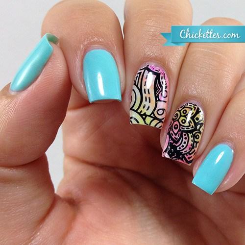 16 Wonderful Spring Nails Art Ideas