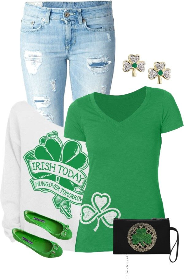 15 Outfit Ideas Inspired By Saint Patricks Day