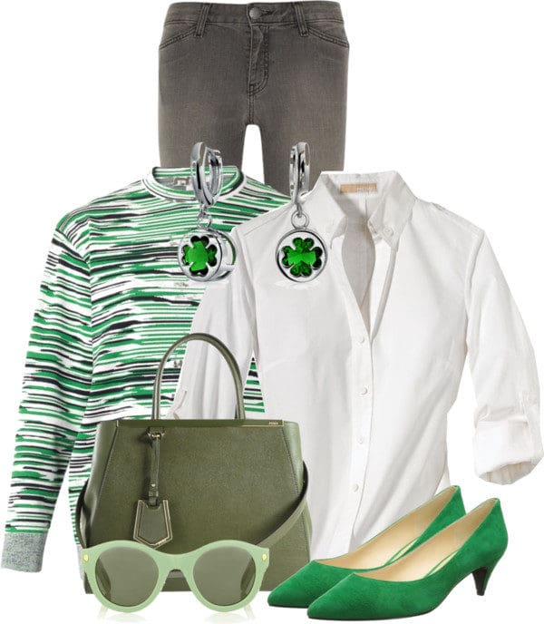 15 Outfit Ideas Inspired By Saint Patrick's Day