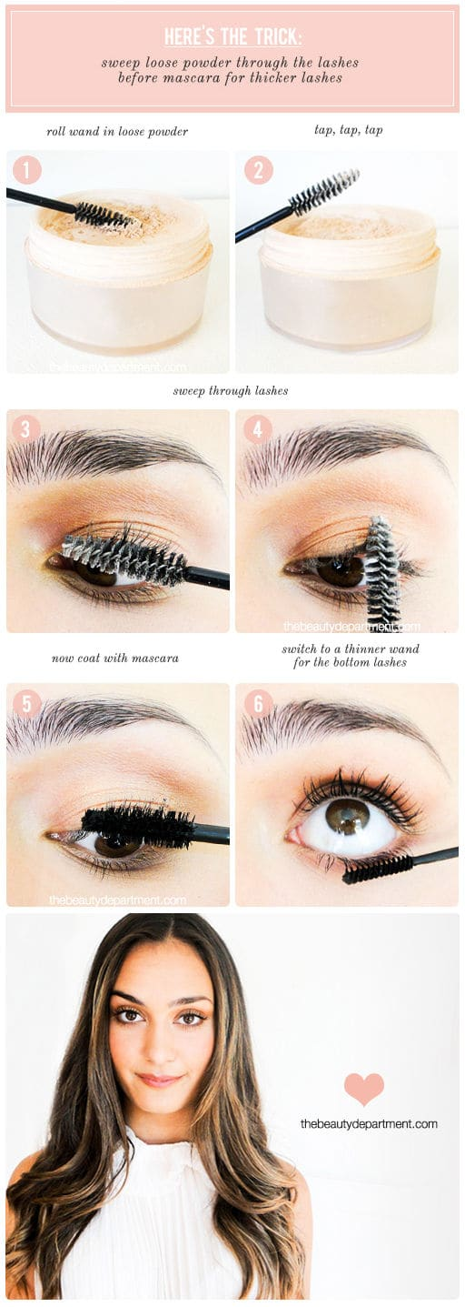 9 Professional Make Up Tricks And Tips That Will Help You With Your Daily Routine