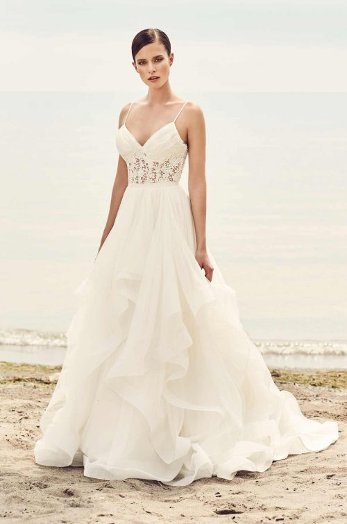 Another Wonderful Bridal Collection By Mikaella Bridal