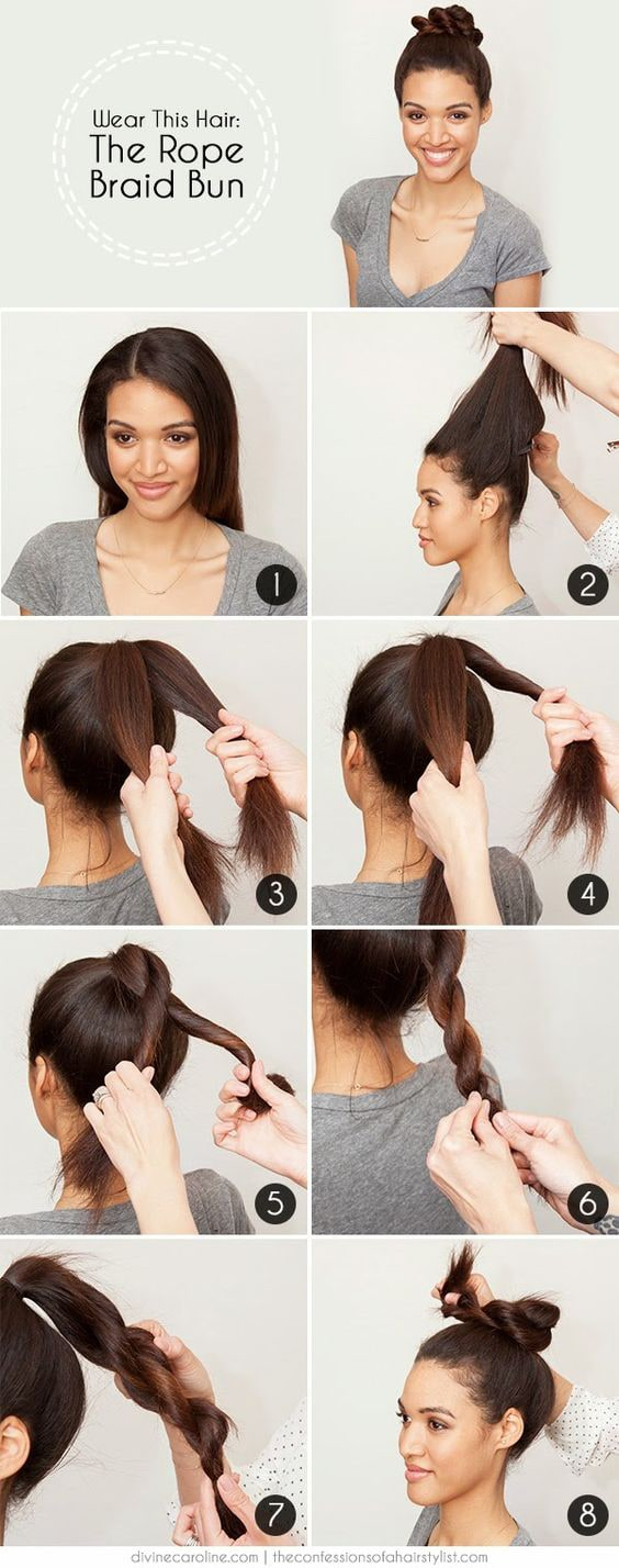 10 Delightful and Trendy Bun hairstyle Perfect For Prom