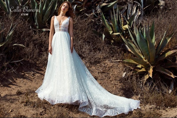 The Sweet Bridal Dreams Are Made Of The New Calla Blanche 2017 Couture