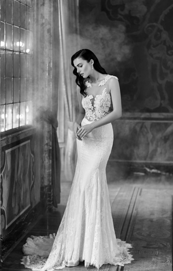 Breathtaking Made In Italy Wedding Dresses By The One And Only Maison Signore