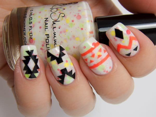 Colorful, Fresh Nails Art, You'd Love On Your Nails