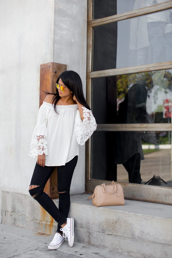 A New Remarkable Trend Alert: Bell Sleeves