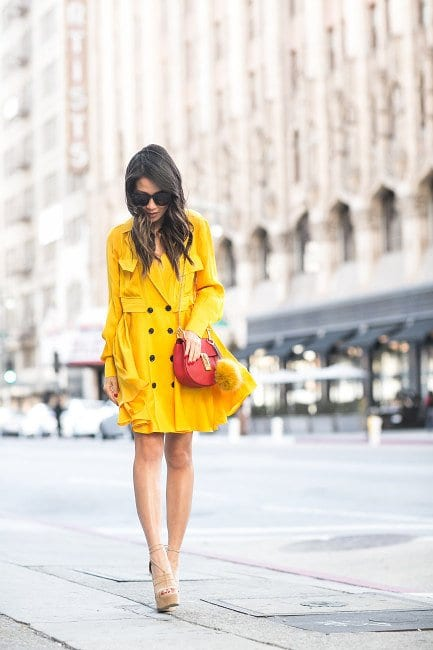 Yellow   The Real Fashion Deal For This Spring