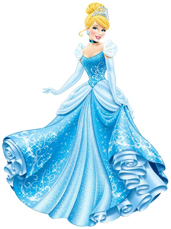 Why Almost All Disney Princesses Wear Blue Dresses?