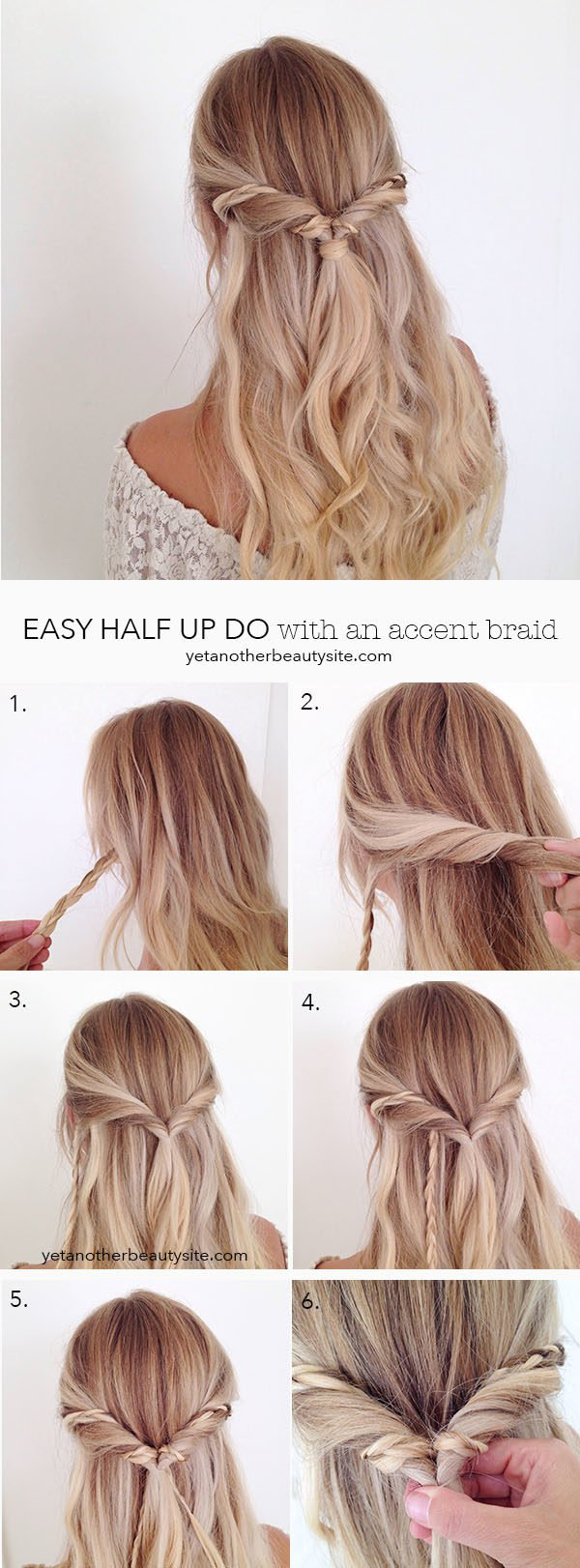 'Last minute' Hairstyles For Modern Look Every Day
