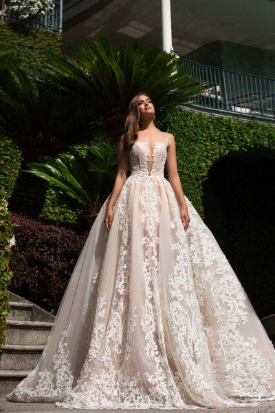 Milla Novas Dreamy Wedding Gown 2017 Collection