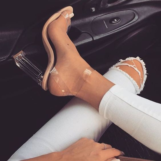 15 High Heel Trends For Wonning The World In 2017